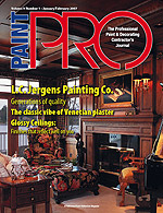 PaintPRO, Vol 9 No 1