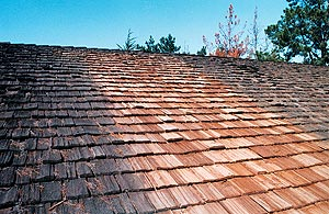 Roofing Shingles Cedar Shakes Roof Maintenance