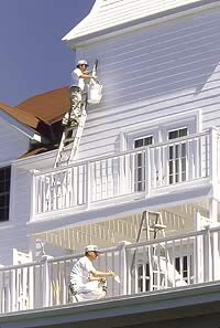 Exterior Acrylic Paints