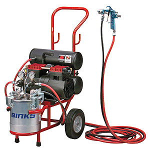 HVLP and Airless Paint Sprayers - PaintPRO
