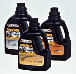 Minwax Water Based Polyurethane For Floors Paintpro