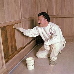 Wood Finishing Wood Bleach Paintpro