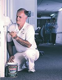 Low-VOC Paints, Odorless Paint Products