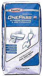 Onepass Rapid Set Non Shrink Cement Paintpro
