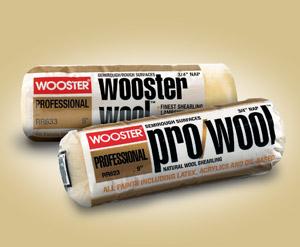 Paint Rollers Sheepskin Rollers Paintpro Magazine