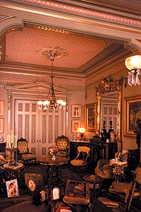 Interior formal room