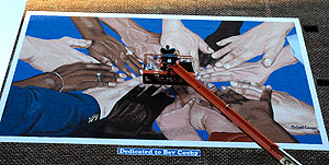 Murals & More, Michael Cooper