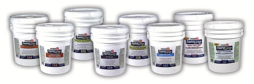 Zinsser suregrip wallcovering adhesives paintpro - Commercial wallpaper pasting machine ...