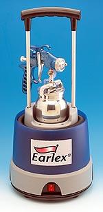 earlex high volume low pressure hvlp spray stations paintpro. Black Bedroom Furniture Sets. Home Design Ideas