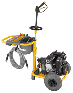 ryobi pressure washer instructions