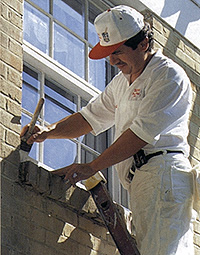 Applying Primers for an exterior painting application