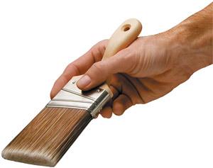 Bestt Liebco Flat Angled Trim Paint Brushes Paintpro