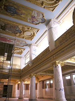 A Beaux Arts Treasure French Lick Springs Hotel French