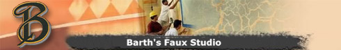 Barth's Faux Studio