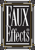 Faux effects international paintpro education training for Aquabond paint