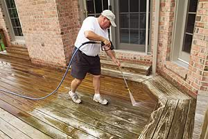 Wood Decks Restoring Maintaining Paintpro