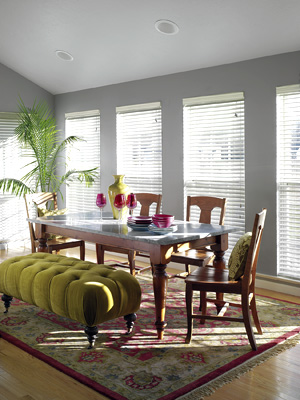Interior Paint Colors And Light Refraction